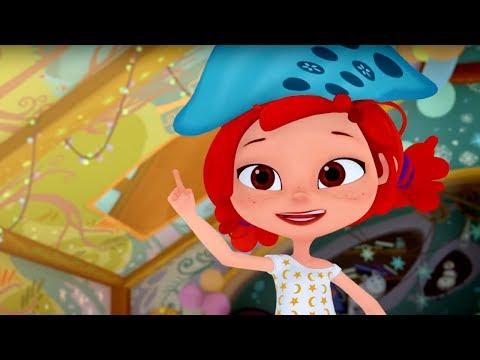 Сказочный патруль -  Возвращение зайки - 17 серия - мультфильм о девочках волшебницах