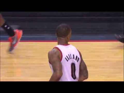 Trailblazers - The Top 10 Dunks for Portland during the 2012-13 season.