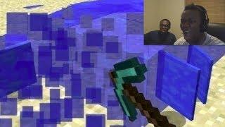 KSI Plays Cursed Minecraft