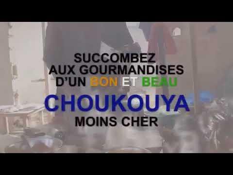 PUB ANNONCE : CHOUKOUYA GEANT D' ABIDJAN SUR CANAL MSA-TV