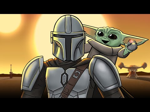 How Star Wars: The Mandalorian Should Have Ended (Season One)