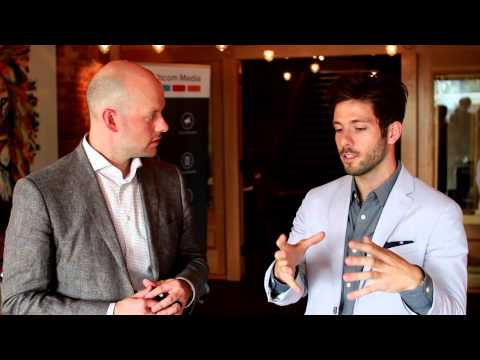 Google Breakfast: Interview with Fab Dolan Part 3 - Strathcom Media
