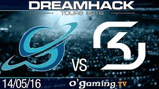 Orbit vs SK Gaming - DreamHack Tours 2016 - Day 1