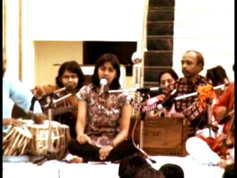 Achyutam Keshavam Ram Narayanam - by Nikita Daharwal