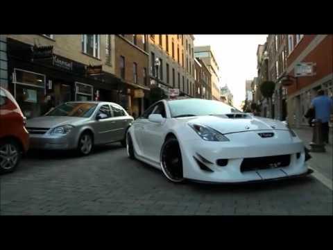 Toyota Celica GTS Movie