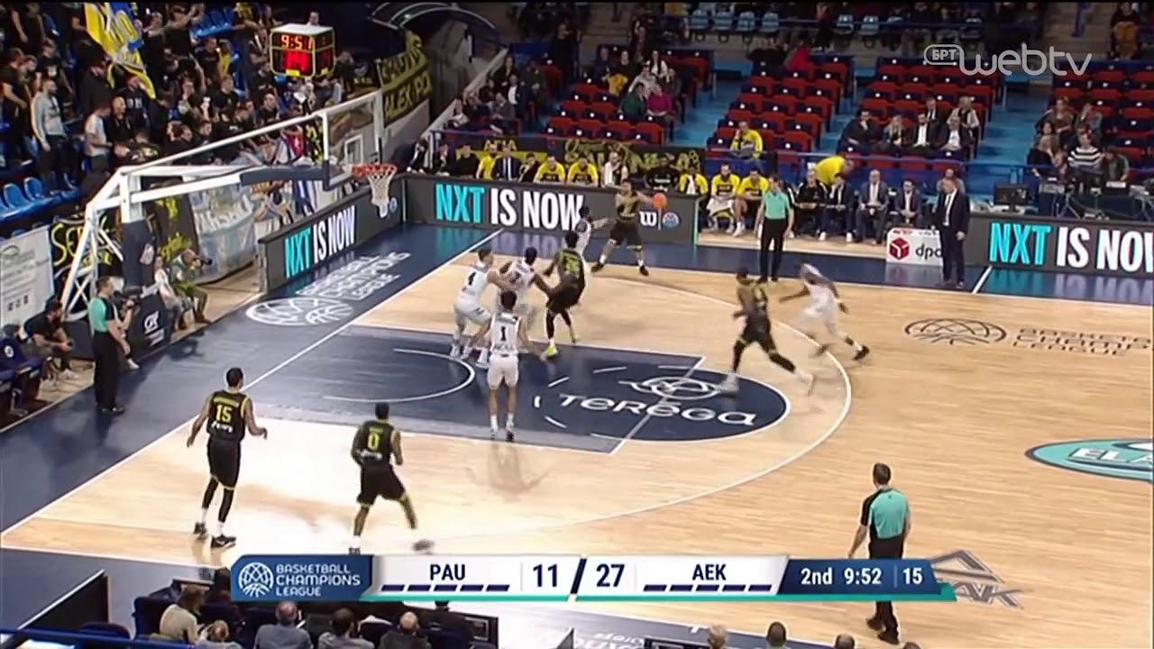 BCL : ΟΡΤΕΖ – ΑΕΚ | Ο Λίνος Χρυσικόπουλος απέναντι στην Ορτέζ | 10/12/2019 | ΕΡΤ
