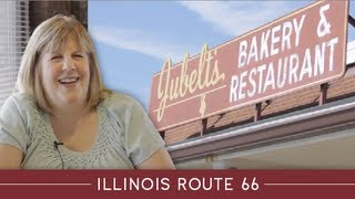 Litchfield (IL) United States  city photos : Illinois Route 66 Attractions-Jubelt's Restaurant and Bakery, Litchfield