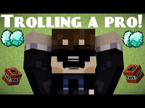 how to be minecraft pro
