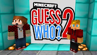 "Minecraft Guess Who 2! ""The Epic Sequal!"" (Minecraft Guess Who Mini-Game) #1 w/TheBajanCanadian"