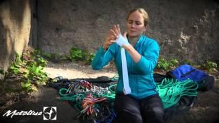 Taping for Crack Climbing by Metolius Climbing