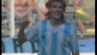 Claudio Caniggias Tor gegen Brasilien bei der WM 1990