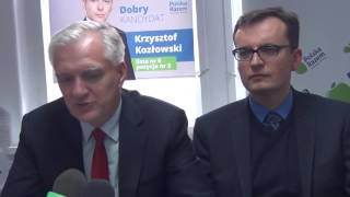 Wicepremier Jarosław Gowin: Pendolino jest produktem zdecydowanie gorszym niż wytwory PESY.