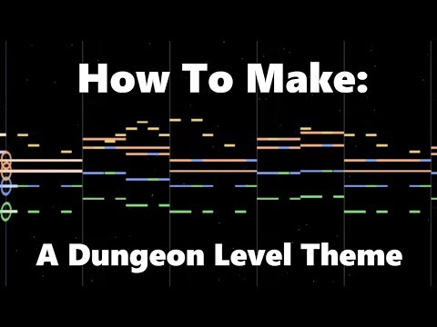 How To: Make a JRPG Dungeon Theme in 5 Minutes || Shady Cicada (видео)