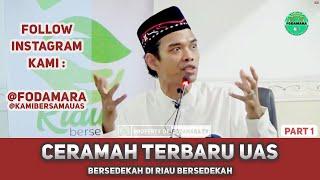 Video Ceramah Terbaru Ustadz Abdul Somad Sedekah Part 1 MP3, 3GP, MP4, WEBM, AVI, FLV Desember 2018