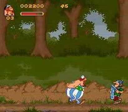 asterix und obelix super nintendo emulator