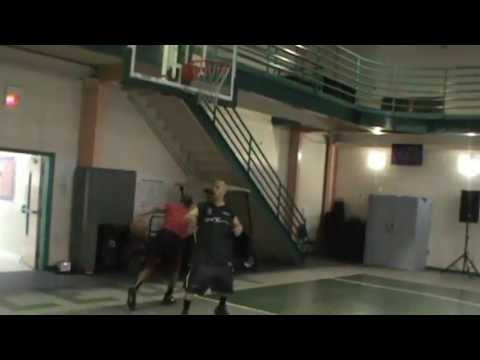 seventh - Footage of High School Freshman Seventh Woods (Ranked #2 Class of 2016) and Pro Skills Trainer/Owner of Hoops and Life Marseilles Brown working out at the A....