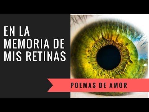 Imagenes para enamorar - En la memoria de mis retinas - Poema Amor