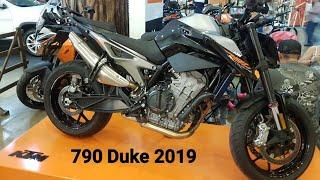 1. KTM 790 DUKE 2019/SPECS/PRICE/SOUND