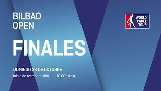 Finales - Bilbao Open 2018 - World Padel Tour