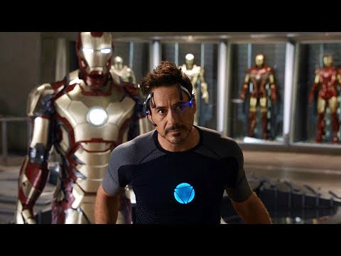 """Tony Stark """"Nothing's Been The Same Since New York"""" - Iron Man 3 (2013) Movie CLIP HD"""