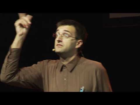 La comédie de la normalité - Josef Schovanec - TEDxAlsace