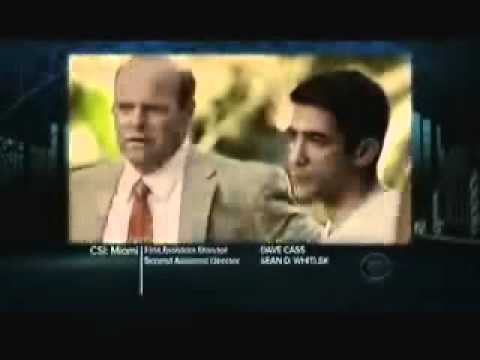 CSI: Miami 10.09 Preview
