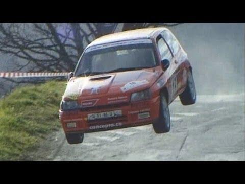 Najlepsza asfaltowa hopa (Rallye du Valais RIV 2006)