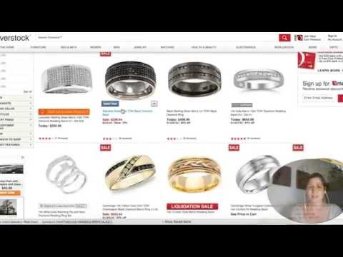 Men's Wedding Rings  |  Three cool sites with great selection
