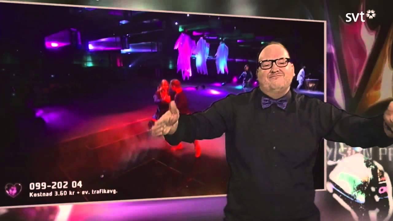 Swedish Sign Language Interpreter on fire