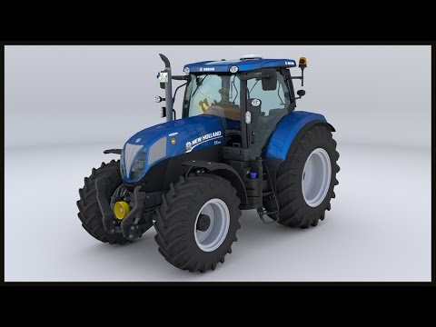New Holland T7.170/185/200/210 v1.0.2