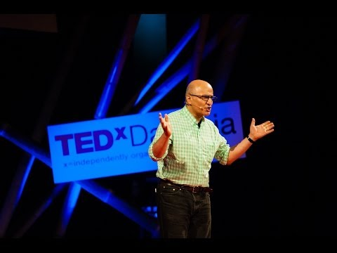 10,000 Questions, One Certainty:Taghi Amirani at TEDxDanubia 2014