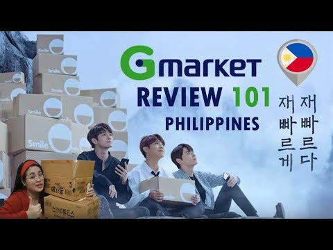 GMARKET REVIEW ❤️ Philippines