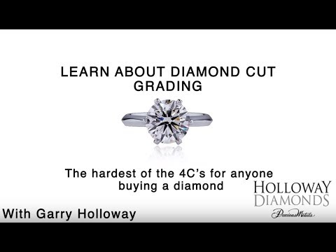 0 How To Select A Beautiful Diamond – Part 5 Cut