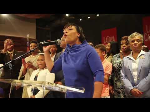 Video - ΗΠΑ: Η Λατόγια Κάντρελ εξελέγη πρώτη γυναίκα δήμαρχος της Νέας Ορλεάνης