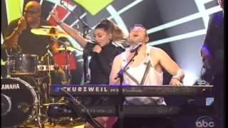 Broken Hearted Karmin Live New Year's Rockin' Eve 2013