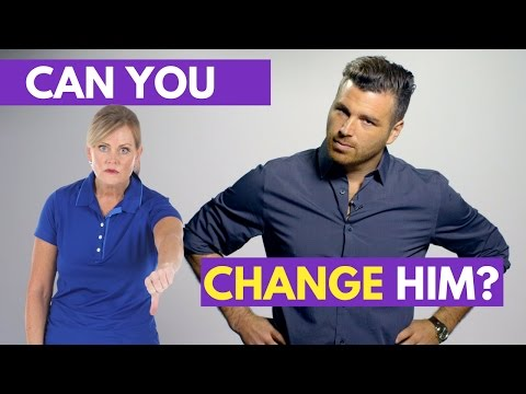 5 Things You Can't Change in Any Man | Adam LoDolce