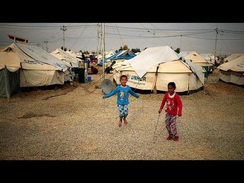 Ιράκ: Χιλιάδες εκτοπισμένοι από την Μοσούλη