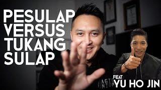 Video PESULAP VS TUKANG SULAP feat. Yu Ho Jin MP3, 3GP, MP4, WEBM, AVI, FLV September 2018