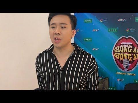 Trấn Thành lo lắng vì sợ nói chuyện không lại Huỳnh Lập, Khả Như và..... Hariwon - Thời lượng: 17 phút.