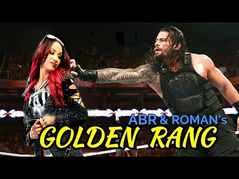 Golden Rang - Roman Reigns Punjabi Songs | WWE FUNNY PUNJABI SONGS | Roman Reigns Love Songs 2018 😎