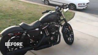 5. 2016 Harley Davidson Sportster Iron 883