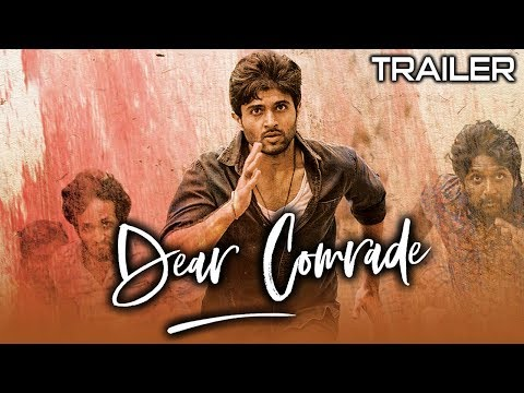 Dear Comrade (2020) Official Hindi Dubbed Trailer | Vijay Devarakonda, Rashmika, Shruti