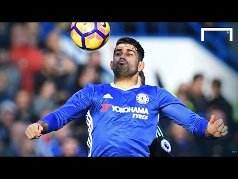 Video: Conte backs Costa to get even better