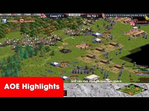 AOE HighLights - Chim Sẻ Đi Nắng thể hiện khả năng trâu bò của mình trong 1 trận cầm Phonecian