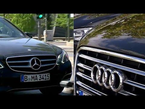 Audi, Daimler im Abgasstrudel: Dunkelgrauer Tag für deu ...