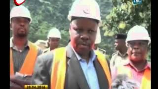 Kidatu Tanzania  city pictures gallery : Bwawa la Kidatu Lajaa Maji