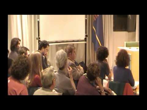 """Jornadas """"Móstoles sin petróleo"""": Mesa redonda: Transición al pico del petróleo en entornos urbanos, con Jorge Riechmann 4/6"""