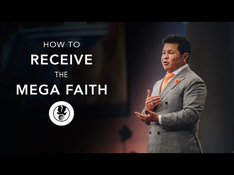 How to Receive the Mega Faith - Guillermo Maldonado | November 5, 2017