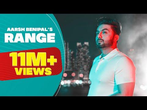 Aarsh Benipal: Range (Official) || Randy J|| JCee Dhanoa || Arsara Music || Latest Punjabi Song 2019
