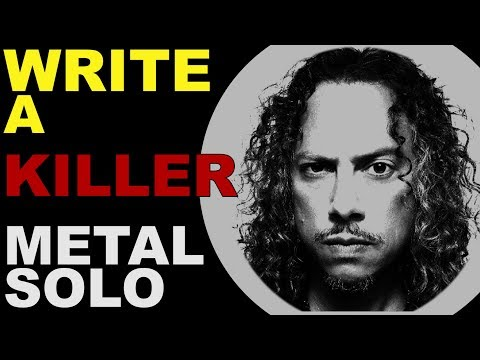 How To Write a METAL Solo - Theory, Scales, Techniques, Strategies [GUITAR LESSON - COMPOSITION]